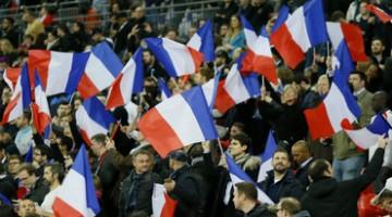 amistoso entre Inglaterra y Francia