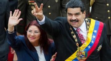 Hay videos que confirman la negociación de los familiares de la primera dama de Venezuela