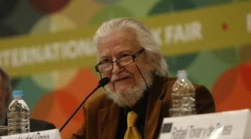 Fernando del Paso es escritor de ensayos, iteratura infantil, narrativa y pintor