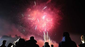 La celebración en Londres es el 5 de noviembre