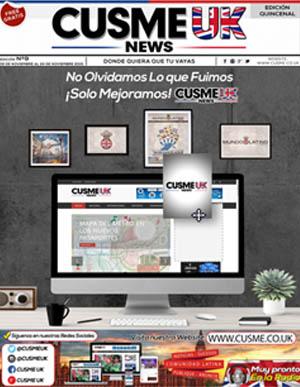 Cusme News UK Edición 9