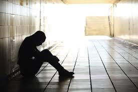 depresión causada por el cerebro