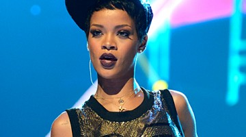 Rihanna en Reino Unido