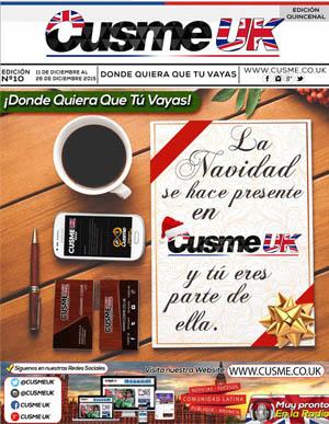 Cusme News UK Edición 10