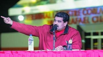 Maduro en su programa de tv