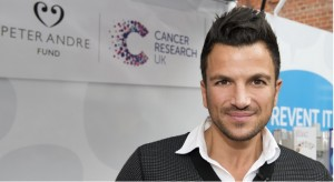 "Cusme Charity participará en el ""Manchester Winter Run"" de la mano de Cancer Research UK, fundación creada por el cantante australiano Peter Andre"