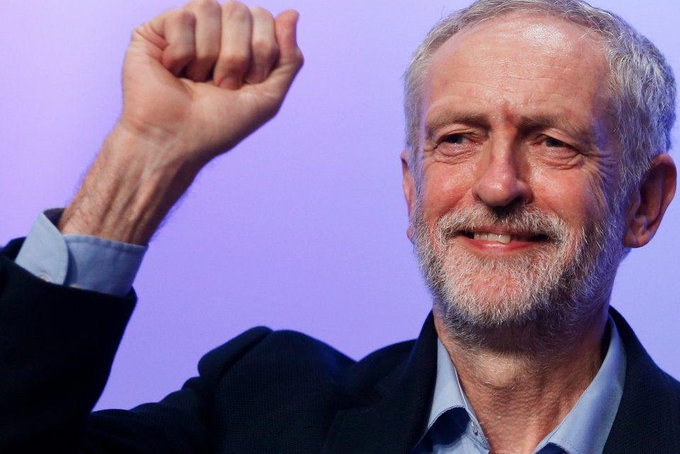 Resultado de imagen para El lider laborista británico Jeremy Corbyn