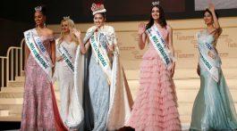 Agencias: Miss International 2017 es Miss Indonesia Kevin Lilliana