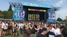 El festival de música Mutiny de Portsmouth, sur de Inglaterra, fue suspendido