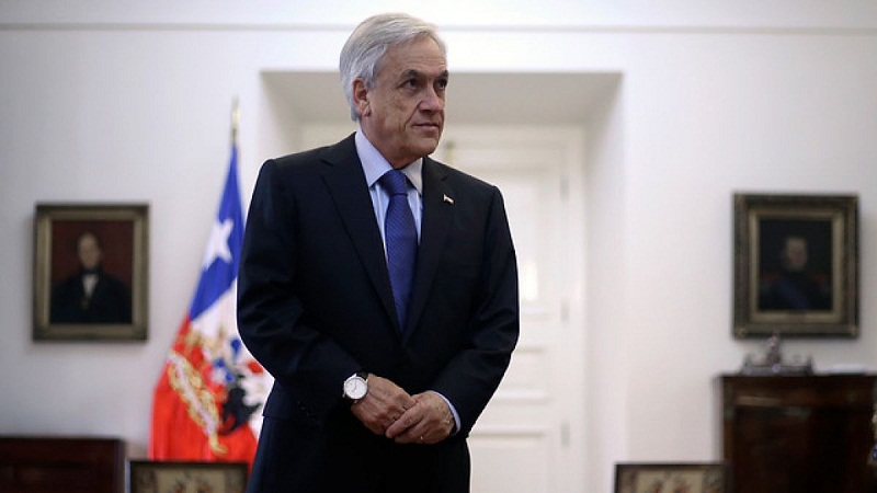 El Presidente de Chile Sebastián Piñera informó los nombres de los nuevos embajadores de Chile en el Reino Unido y Finlandia