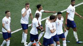Inglaterra pasó la aplanadora contra Panamá (6-1) y alcanzó en puntaje y diferencia de goles a Bélgica ahora se definirán por tarjetas