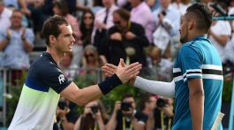 Andy Murray perdió en primer juego tras un año de ausencia por lesión