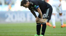 Argentina no pasa del empate contra la debutante Islandia