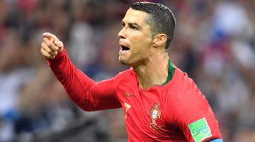 Cristiano Ronaldo marcó hat-trick en jornada de goles agónicos