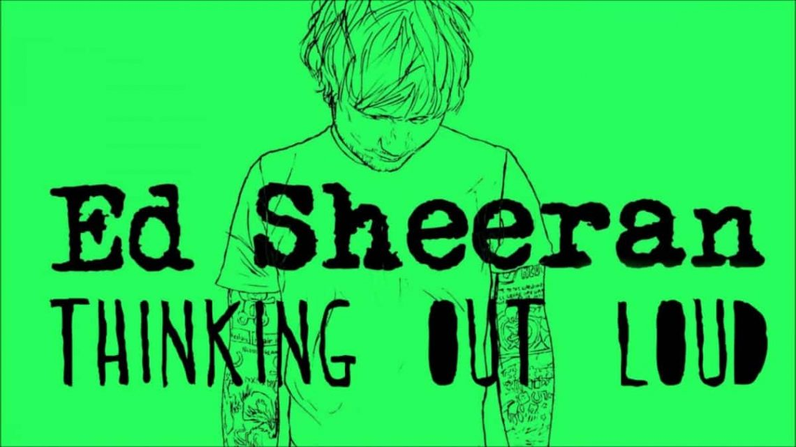 Demandan a Ed Sheeran por mega exitoso tema Thinking Out Loud