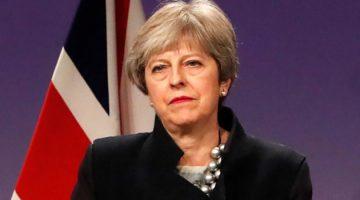 El gobierno de Theresa May sigue teniendo encontronazos respecto al Brexit