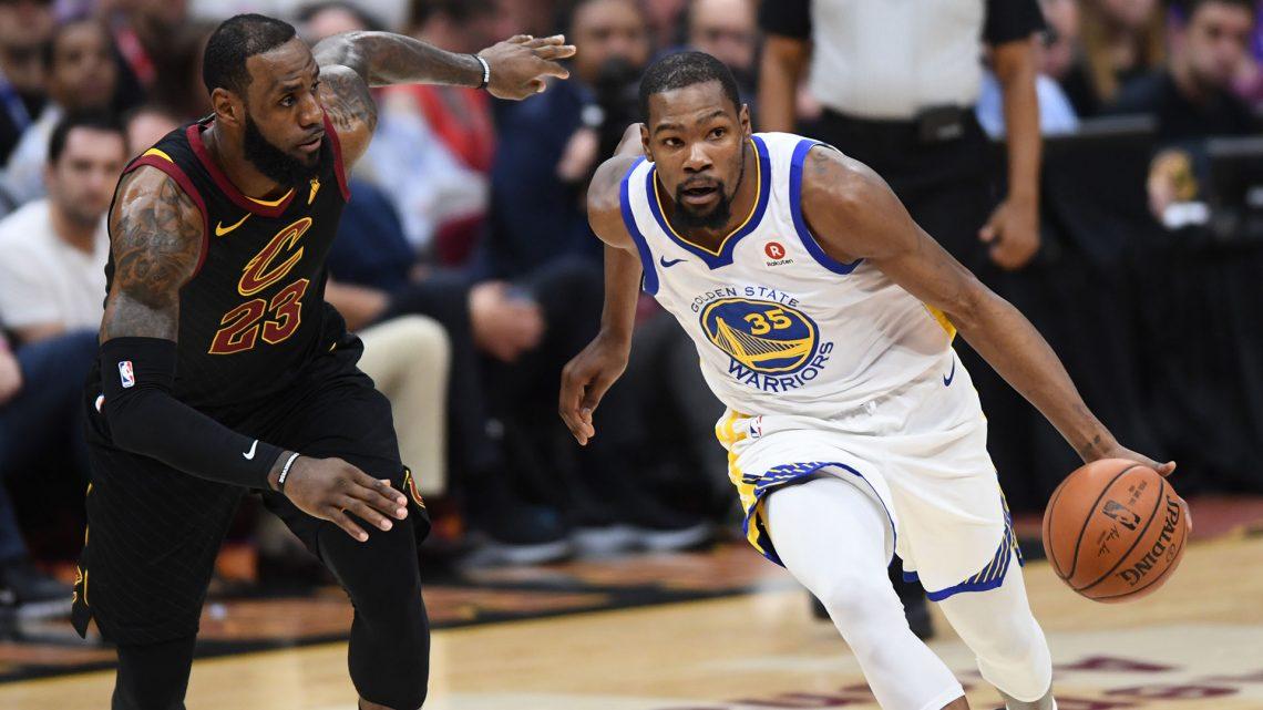 Golden State barrió a Cleveland en la final de la NBA