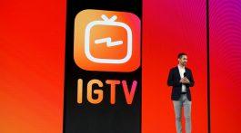 Instagram permitirá ver videos de larga duración con IGTV