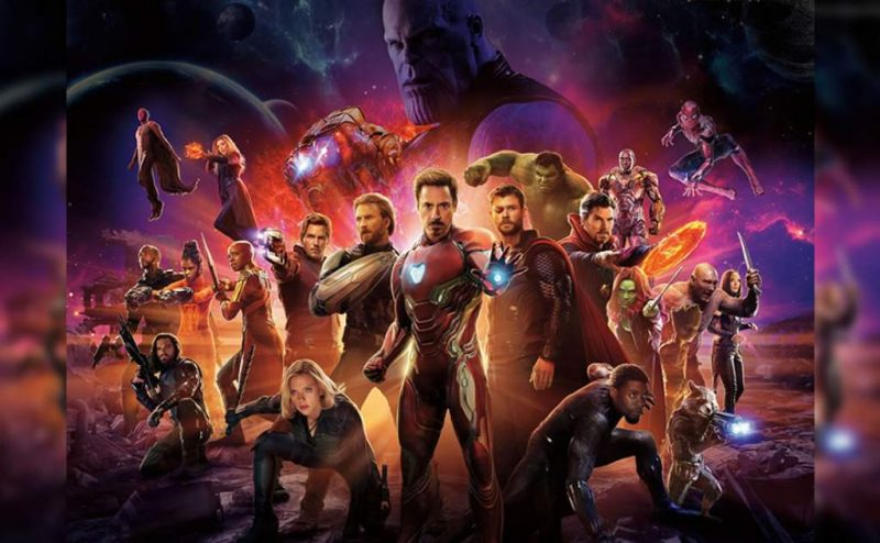Infinity War es el cuarto film en superar los USD 2.000 millones