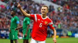 Rusia consiguió mayor goleada inaugural en 84 años