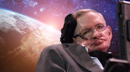 La voz de Stephen Hawking se transmitirá al espacio