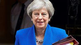 Theresa May ganó el segundo asalto en el Parlamento