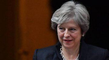 Theresa May pide unión en el Partido Conservador frente al Brexit