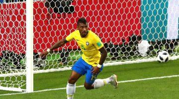 Brasil ganó e irá contra México en octavos del Mundial de Rusia 2018