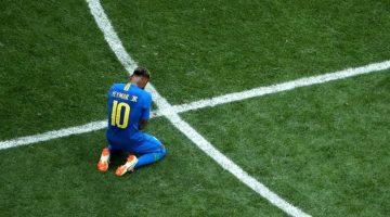 Brasil derrotó a Costa Rica con sufrimiento en Mundial de Rusia 2018