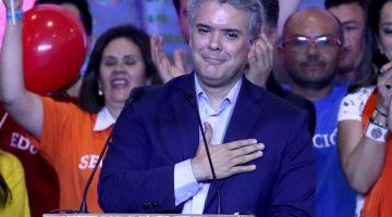 El candidato del Centro Democrático, Iván Duque es el primero en lograr la cifra de diez millones de votos, lo que se convierte en un mandato amplio para su gestión presidencial.
