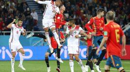 España irá contra Rusia en octavos de final del Mundial