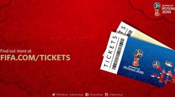 La tercera etapa de venta de entradas inició el 18 de abril