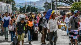 Más de 800 mil venezolanos emigraron a Colombia