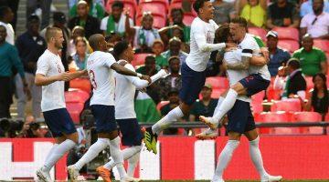 La selección de Inglaterra inicia este lunes en el Volgogrado Arena su andadura en el Mundial de Rusia ante Túnez