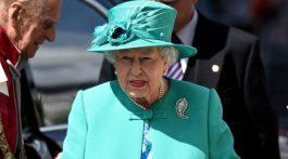 Malestar impide a la reina Isabel II asistir a misa especial
