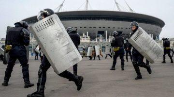 La FIFA manifestó que estarán preparados para cualquier eventualidad durante el Mundial de Rusia