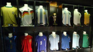 Museo de FIFA en Moscú atrapa la atención de los hinchas