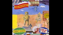 Paul McCartney adelantó dos temas del nuevo álbum Egypt Station