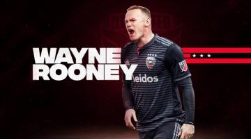 Wayne Rooney anunciado por el DC United de la MLS