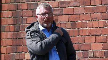 George Ormond Exentrenador de Newcastle United culpable de abusar de niños