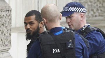 Khalid Ali condenado a cadena perpetua por planear atentado en el centro de Londres