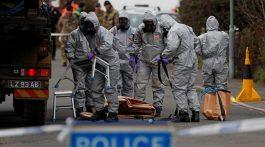 Reino Unido pide a Rusia explicación por nuevo caso de envenenamiento con Novichok
