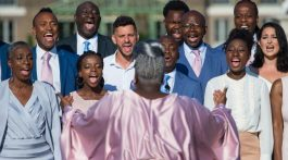 The Kingdom Choir firmó mega contrato con Sony después de cantar en la boda real