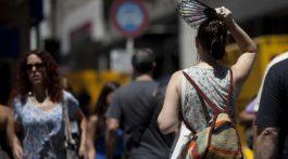 Activan alerta este jueves en Londres por contaminación y calor