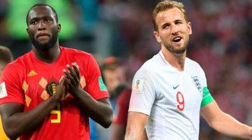 Inglaterra vs Bélgica: otra vez en un partido 'de trámite'