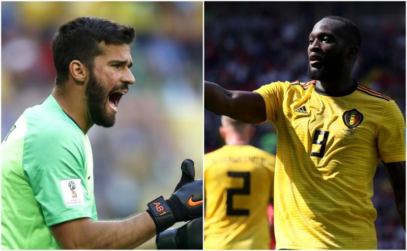 Brasil vs Bélgica: defensa impenetrable contra la mejor ofensiva