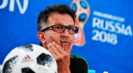 Colombiano Juan Carlos Osorio se separa de la selección mexicana