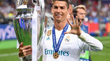 Crecen rumores de la partida de Cristiano Ronaldo a la Juventus