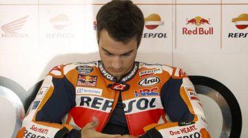 MotoGP: Dani Pedrosa se despide de la pista sin el ansiado título