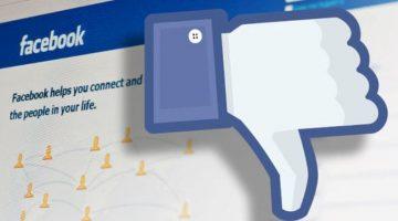 Acciones de Facebook caen 24 puntos por aumento de gastos